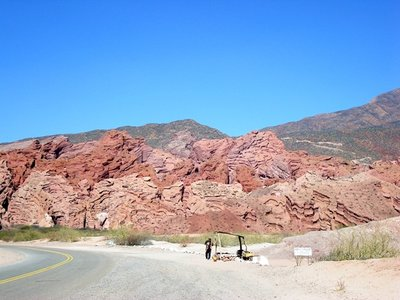 Cafayate Route